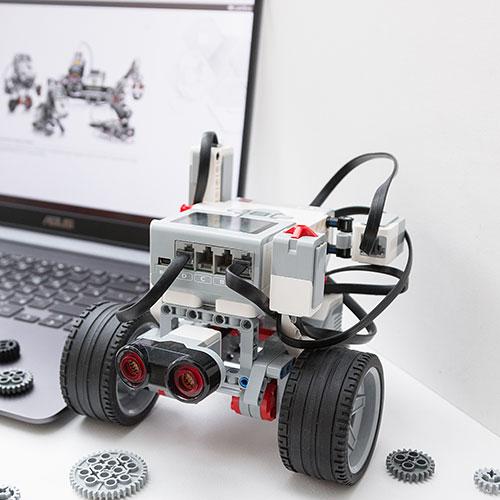 Online robotik kodlama eğitimi